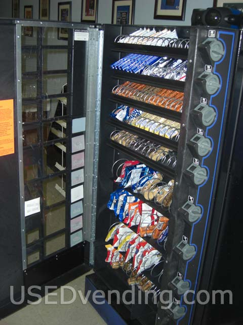 Planet Antares Refreshment Centers Vending Machines Combos