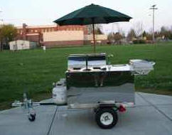 New & Used Concession Carts