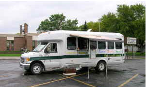 New & Used Concession Vans