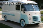 Converted Food Trucks for Sale