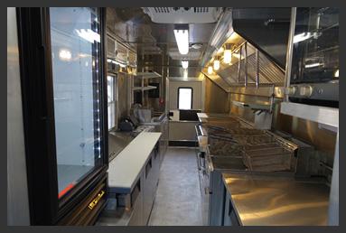 Food Trucks Kitchen
