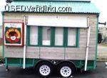used vending trailer for sale - concession trailer