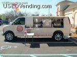 coffee vending van - for sale used - need to sell coffee truck