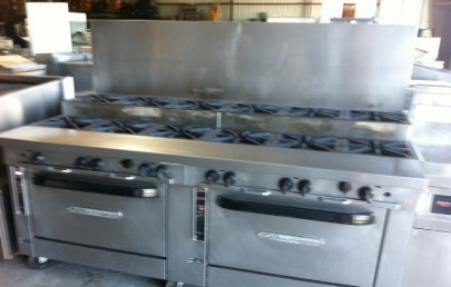 Used Commercial Stoves & Ovens