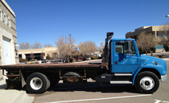used rollback trucks