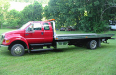 Used GMC & Chevrolet tow trucks