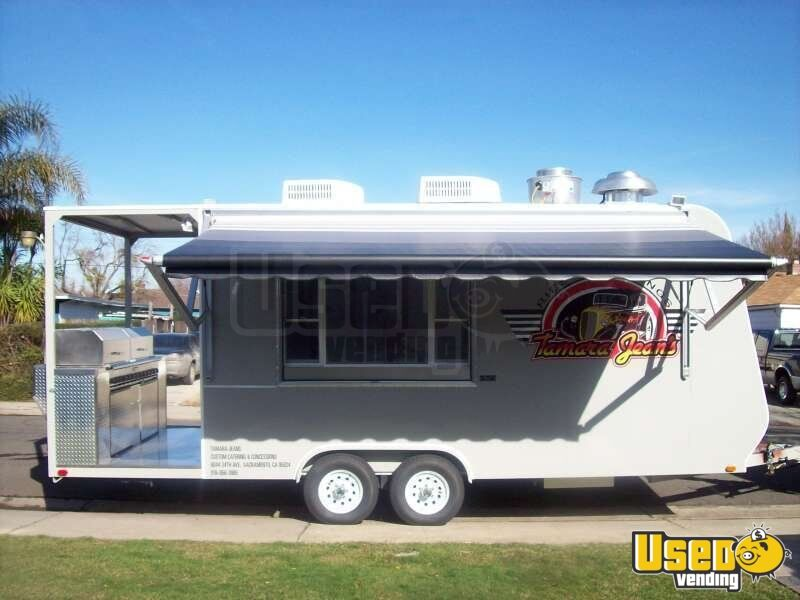 Bbq Smoker Trailer Builders In California Autos Post
