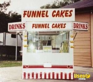 Funnel Cake Food Concession Trailer for Sale in Florida!!!