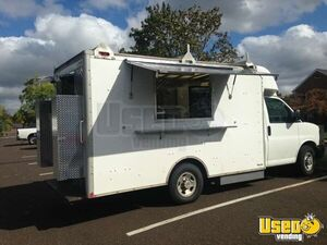 Chevy Food Truck with Brand New Kitchen for Sale in Pennsylvania!!!