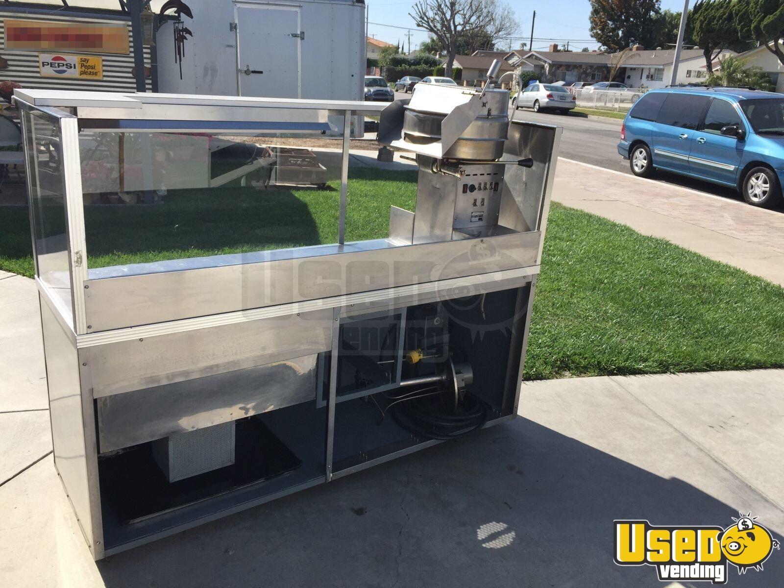 used cretors popcorn machine for sale