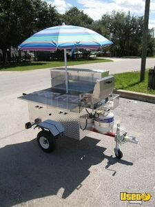 "60"" Hot Dog Cart in Florida for Sale!!!"