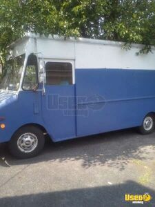Chevy Grumman Food Truck for Sale in New Jersey!!!