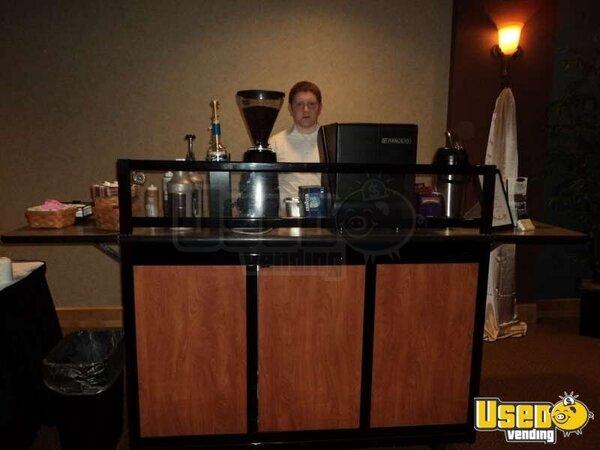 Espresso bar for sale