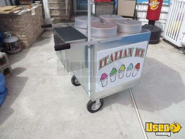 Italian Ice / Ice Cream Vending Cart!!!