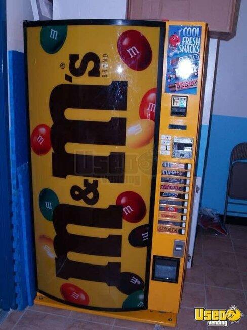 Used Trucks For Sale In Va >> Electrical Snack & Soda Vending Machines :: Vendo Snack M
