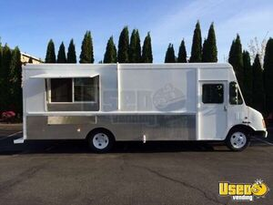 Used Workhorse Food Truck in California for Sale!!!