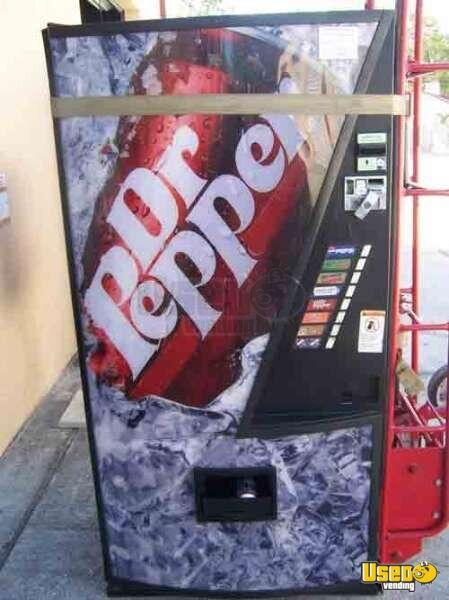 (10) - Dixie Narco Electrical Soda Vending Machines!!!
