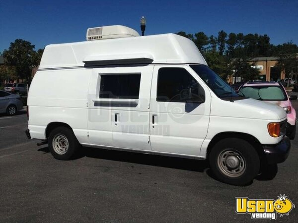 For Sale Used Ford Econoline Food Truck in South Carolina