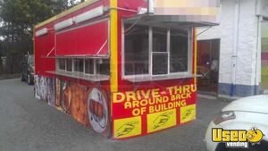 1996 - 24' x 9' Wells Cargo Food Concession Trailer!!!