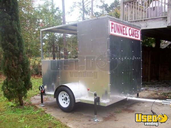 6 x 8 Funnel Cake Concession Trailer - NEW!!!