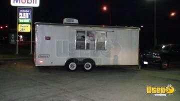 8.5' x 20' Concession Trailer!!!