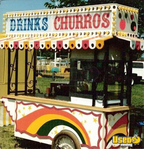 Professional Churro Maker with Vending Cart!!!