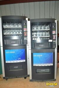 Used RS-800/850 Electronic Snack Soda Vending Machines for Sale in Texas!!!