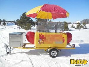 Willy Dog Hot Dog Cart for Sale in Minnesota!!!