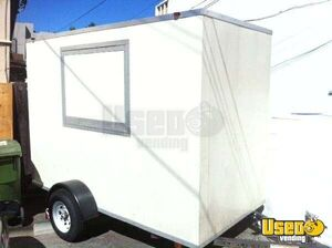5' x 10' Concession Trailer California for Sale in California!!!