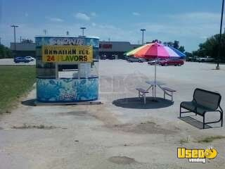 2006- 8 x 5 - Snowie Shaved Ice Turnkey Concession Trailer!!!