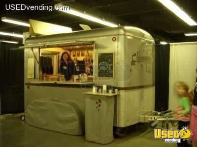Coffee Truck For Sale >> Concession Trailers, Vending Trucks, Mobile Kitchens :: 10x8 custom tandem coffee trailer