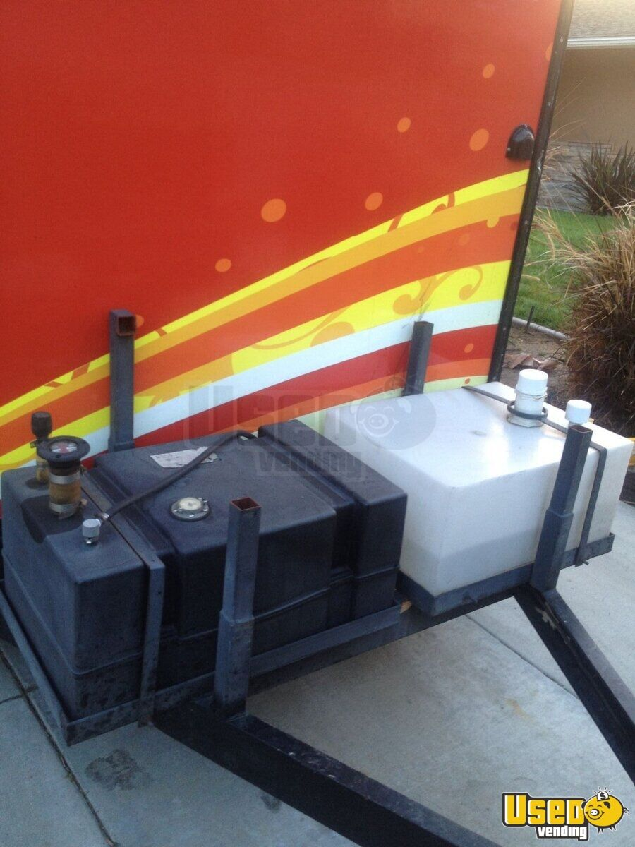 Used Hot Dog Trailer Coffee Trailer In California For Sale