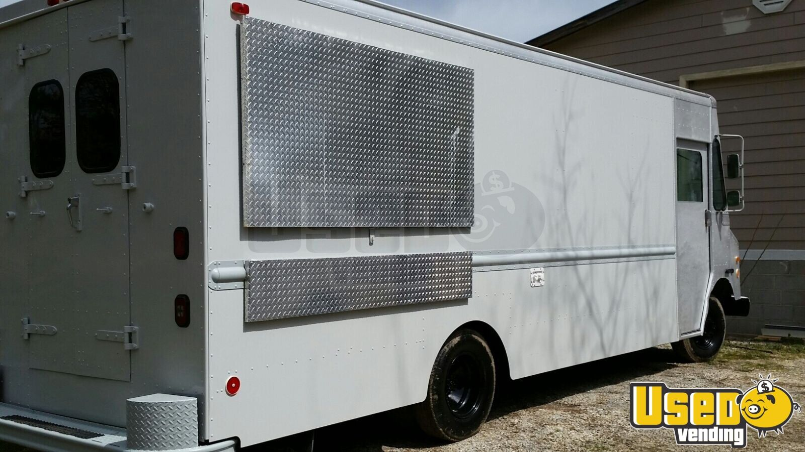 used chevy food truck for sale in missouri mobile kitchen. Black Bedroom Furniture Sets. Home Design Ideas