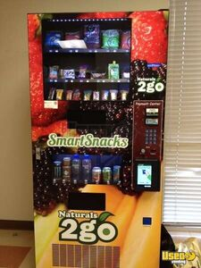 (7) Naturals 2 Go Snack & Soda Combos & (3) Entree Vendors for Sale in Texas!