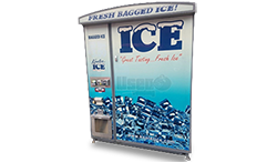Bagged Ice Vending Machines