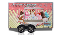 Bakery Trailers