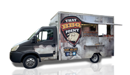 Barbecue Food Trucks