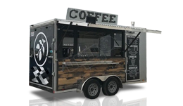 Beverage and Coffee Trailers