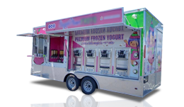 Snowball Trailers For Sale Buy New Used Shaved Ice Snowball Trailers