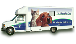 Pet Care / Vet Trucks