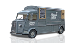 Pizza Food Trucks