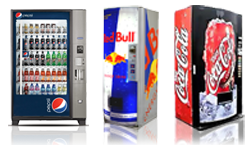 Soda Vending Machines for Sale