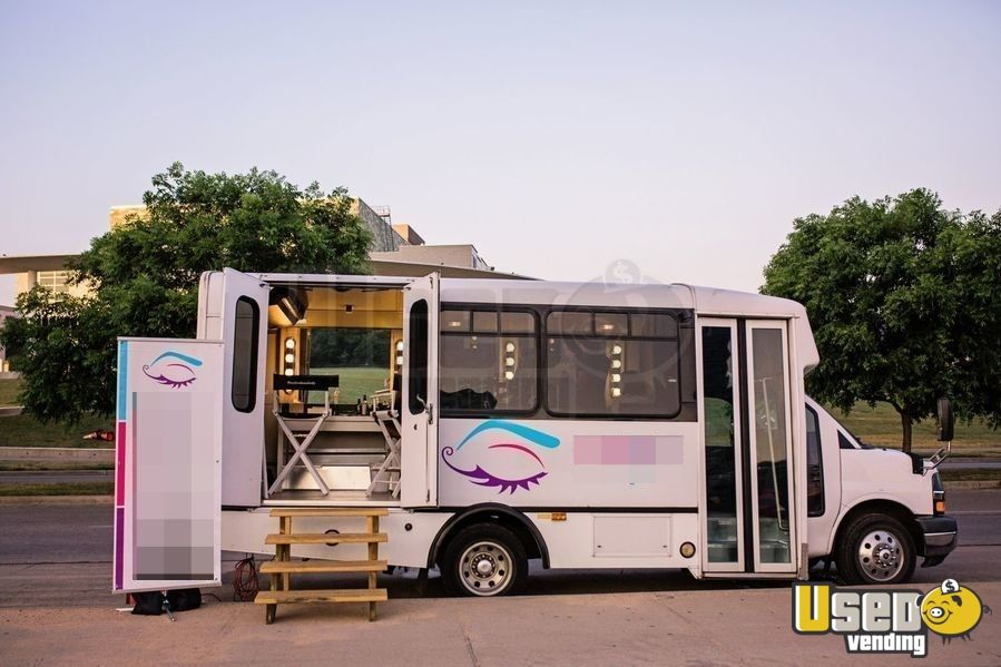 Truck Step Up >> Mobile Hair / Beauty Salon - USEDvending - The Scoop!