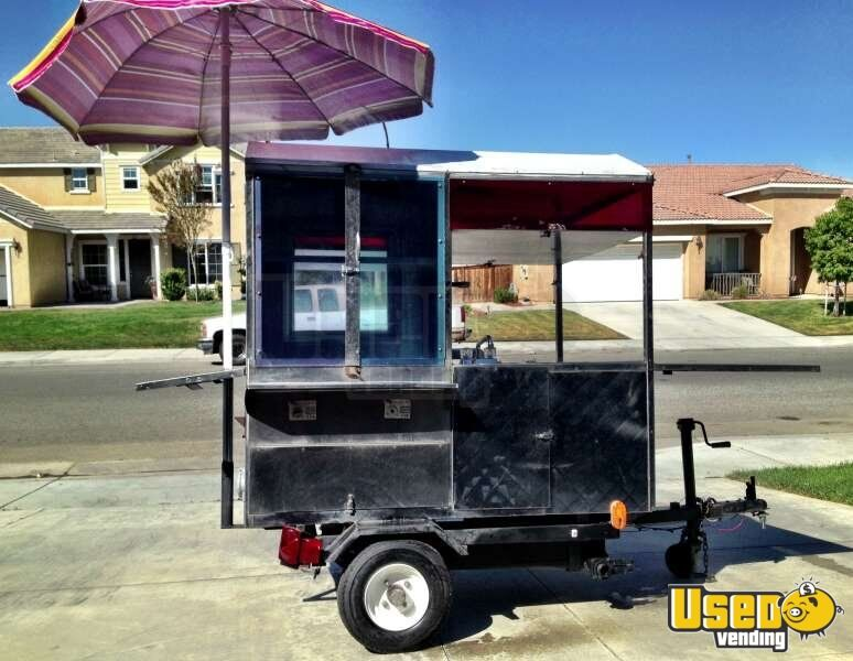 8ee1a4eac90 Hot Dog Cart for Sale California