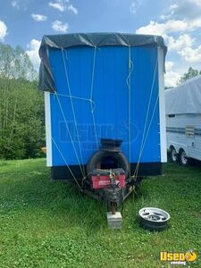 1 Snow Cone Trailer Snowball Trailer Concession Window Kentucky for Sale