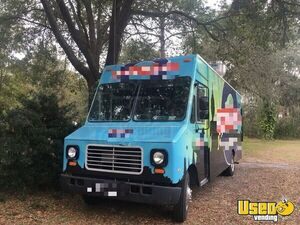 1900 Gmc All-purpose Food Truck Air Conditioning Florida Gas Engine for Sale