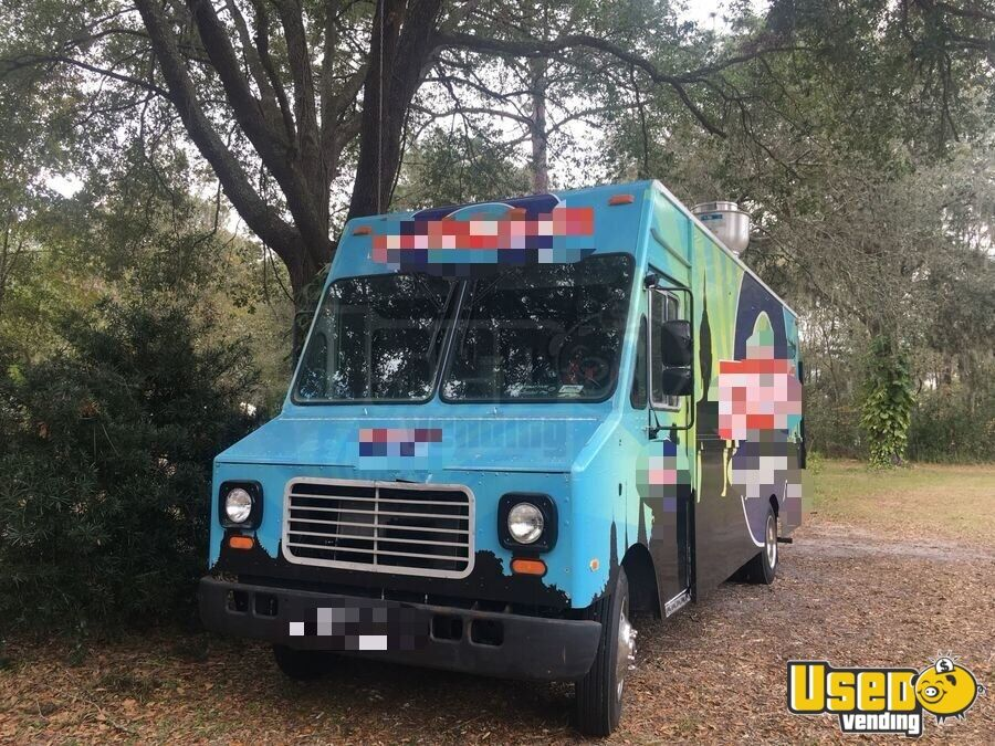 1900 Gmc All-purpose Food Truck Air Conditioning Florida Gas Engine for Sale - 2