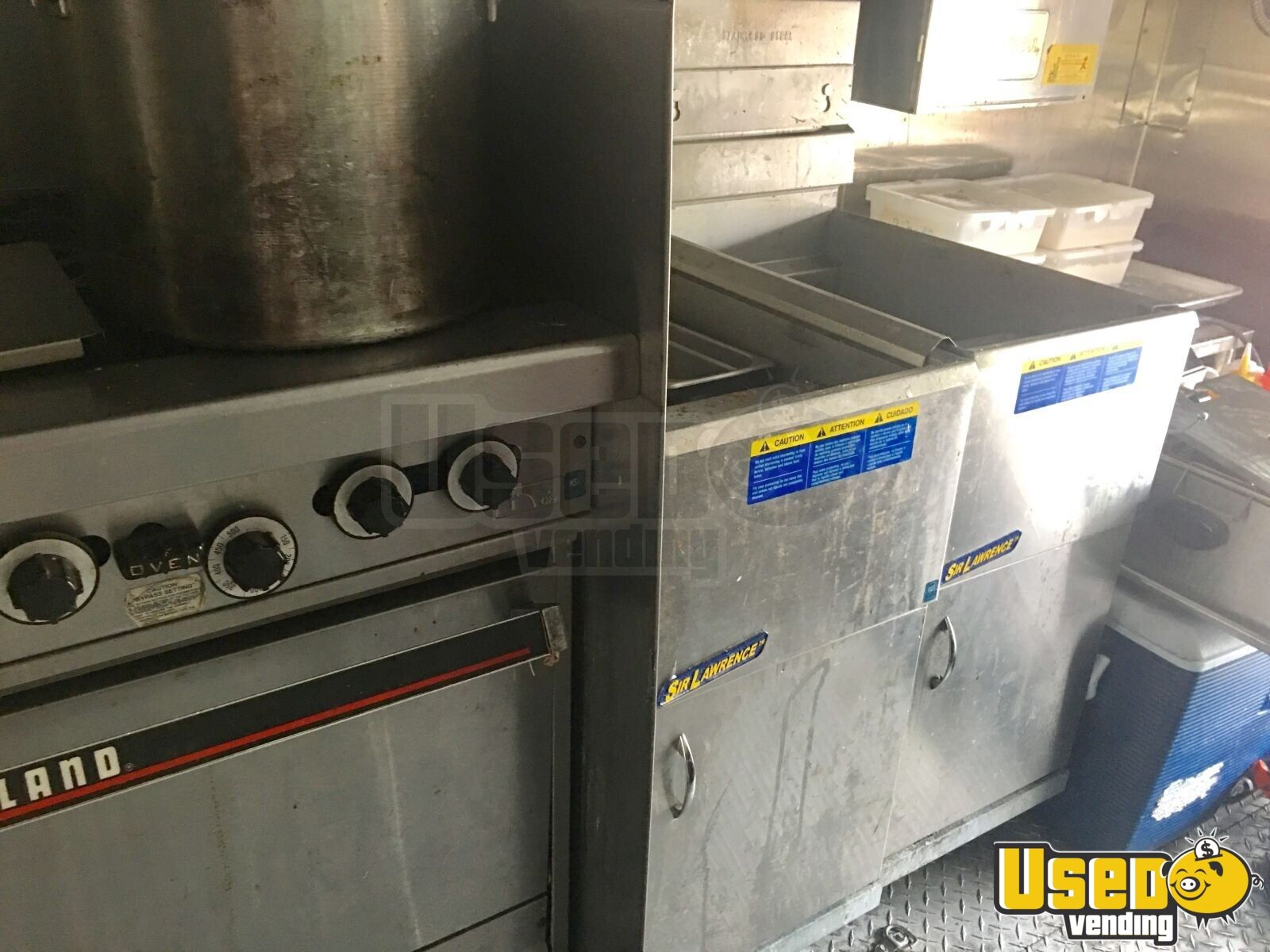 1900 Gmc All-purpose Food Truck Oven Florida Gas Engine for Sale - 11