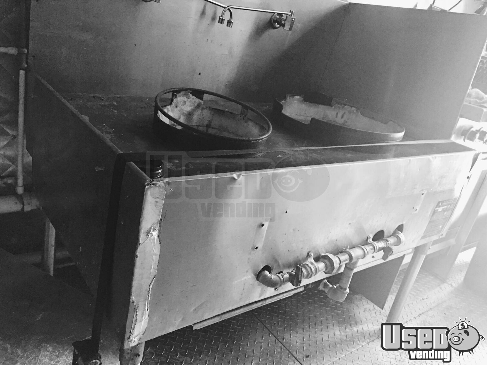 1900 Gmc All-purpose Food Truck Prep Station Cooler Florida Gas Engine for Sale - 9