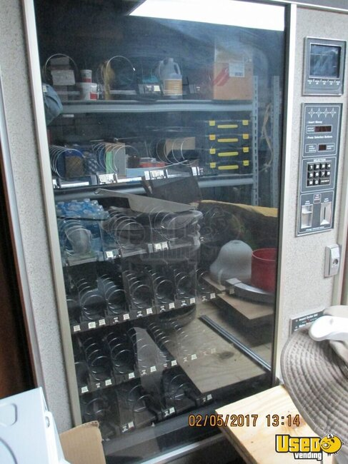 1900 Rowe 4900jr Other Snack Vending Machine Arizona for Sale